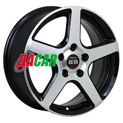 Alcasta M62 6,5x16/5x112 ET45 D57,1 BKF