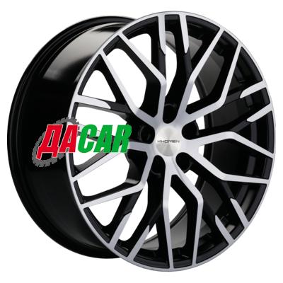 Khomen Wheels KHW2005 (3 Series new) 8,5x20/5x112 ET40 D66,6 Black-FP