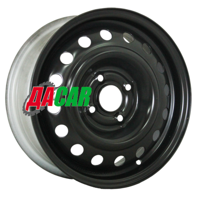 Arrivo AR023 5,5x14/4x100 ET45 D54,1 Black