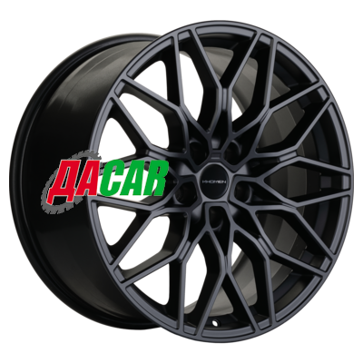 Khomen Wheels KHW1902 (3/4/5/6 series) 9,5x19/5x112 ET40 D66,6 Black matt