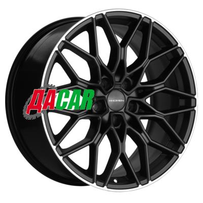 Khomen Wheels KHW1902 (A4/5/6/7/Q3/Q8) 8,5x19/5x112 ET30 D66,6 Black matt MR