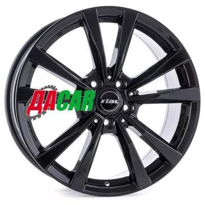 Rial M12X 8x19/5x112 ET28 D66,5 Diamond Black