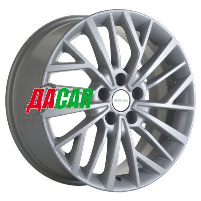 Khomen Wheels KHW1717 (Passat) 7x17/5x112 ET43 D57,1 F-Silver
