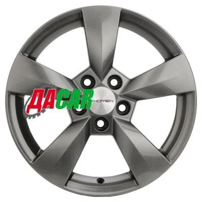 Khomen Wheels KHW1504 (Polo) 6x15/5x100 ET40 D57,1 G-Silver