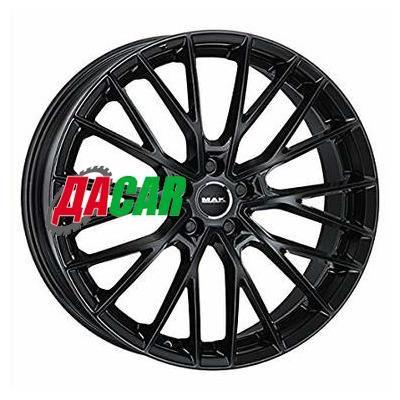 MAK Speciale-D 9,5x19/5x112 ET45 D66,6 Gloss Black
