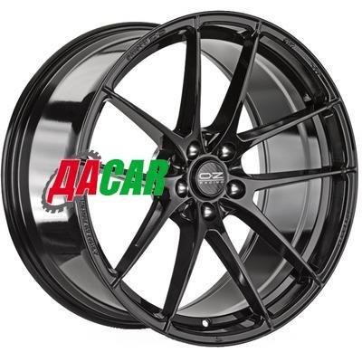 OZ Leggera HLT 8x18/5x112 ET35 D75 Gloss Black