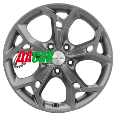 Khomen Wheels KHW1702 (CX-5/Seltos) 7x17/5x114,3 ET50 D67,1 Gray