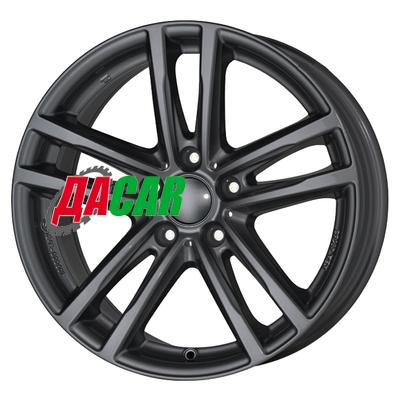 Alutec X10 7,5x17/5x120 ET43 D72,6 Metal Grey