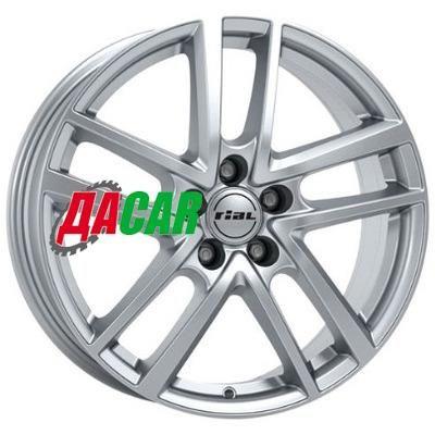 Rial Astorga 6x16/5x112 ET43 D57,1 Polar Silver