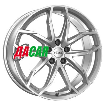 Rial Lucca 6,5x16/5x112 ET41 D57,1 Polar Silver