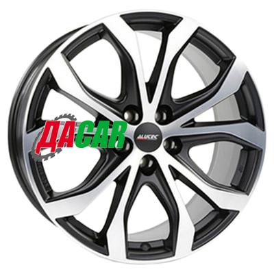 Alutec W10X 9x20/5x112 ET20 D66,5 Racing black front polished