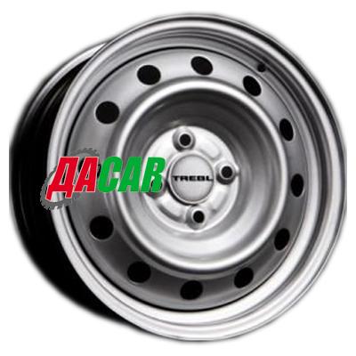 Trebl X40946 6,5x16/4x100 ET41 D60,1 Silver