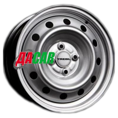 Trebl X40016 7x17/5x114,3 ET38 D67,1 Silver