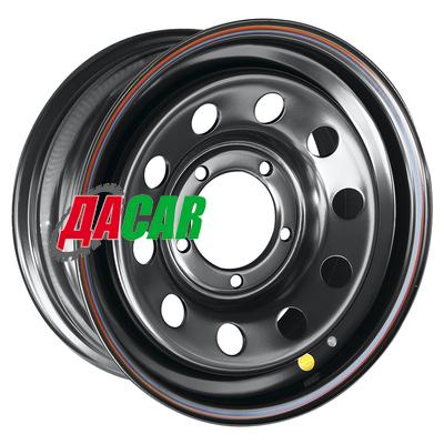 Off-Road Wheels УАЗ 7x16/5x139,7 ET30 D110 черный