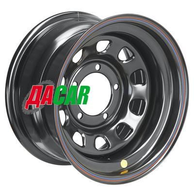 Off-Road Wheels УАЗ 8x15/5x139,7 ET-19 D110 черный